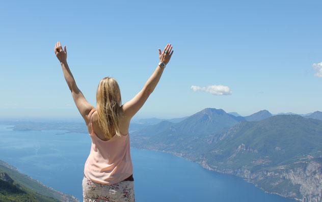 Lake Garda healing